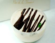 【夏季限定】リュドラ・ポムの「ヌガーグラッセ 」4個入り(1個:約55g) ※冷凍