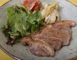 愛知県産『あいち鴨むね肉焼肉用』350g(3〜4人前程度)鴨脂30g付き ※冷凍の商品画像