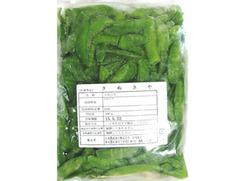 11/30〜12/12出荷◎ 【食べて応援〇】国産 きぬさや 1kg(500g×2袋) ※冷凍