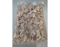 5/17〜29出荷 【食べて応援】『国産鶏もも肉 小麦・でん粉つき』 油調向け 6kg(1kg×6袋) ※冷凍
