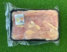 3/1〜13出荷 【食べて応援】おおいた冠地どりむね肉スライス 500g× 1袋  ※冷凍