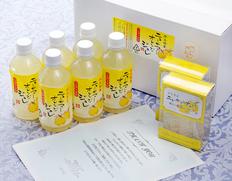 「ニューサマーオレンジのジュレ 380g×6本 & ゼリーdeシャーベット 8本×2箱」【◆】※常温