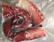 5/17〜29出荷 【食べて応援】北海道産 ボイルたこ足 1kg×1袋 ※冷凍