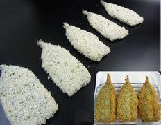 5/17〜29出荷 【食べて応援】イワシ磯辺フライ国産小麦衣  20枚(1枚80g×10枚入×2袋) ※冷凍