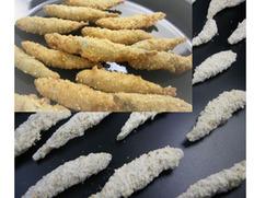 5/17〜29出荷 【食べて応援】キビナゴフライ白ごま入 国産小麦衣  1kg×1袋 ※冷凍