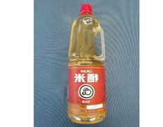 5/17〜29出荷 【食べて応援】米酢 3.6L (1.8L×2本)※常温
