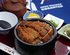 愛知県碧南市 小伴天の鰻 『鰻づくし(蒲焼き1尾、白焼き1尾、肝焼き130g)』のお取り寄せ通販