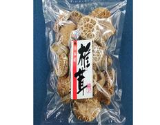 【年明け】1/4〜23出荷◆ 【食べて応援】日本産原木厚肉椎茸 足なし 200g×1袋 ※常温