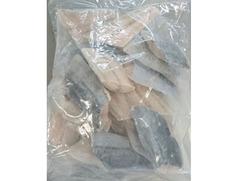 5/17〜29出荷 【食べて応援】中国産サワラ腹骨取 1袋(50g×20切入) ※冷凍