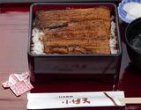 小伴天『うなぎ炭火焼(蒲焼き1尾)』愛知県一色産新仔鰻使用 ※冷蔵の商品画像