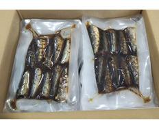 5/17〜29出荷 【食べて応援】いわし紀州煮 100個入 4kg (40g×10切れ×10パック) ※冷凍