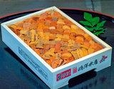 【お値打ち】『バフンウニ バラB品・弁当箱』 北方四島または北海道産 約250g ※冷蔵【豊洲市場直送】の商品画像