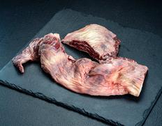 鏡山牧場『放牧黒毛和牛 ハラミ(グラスフェッド)』 宮崎県産 900gUP ※冷凍