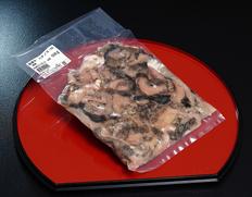 鏡山牧場『放牧黒毛和牛 ハチノス(グラスフェッド)』 宮崎県産 約500g ※冷凍