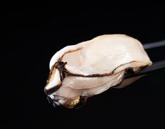 兵庫県室津産『活き剥き牡蠣(パック詰め・生食用)』500g(30〜35粒入)※冷蔵