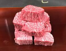 『お得!5等級・飛騨牛ヒレ肉 ひとくちステーキ』 約200g ※冷凍