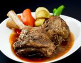 【アイスランド産ラム】シャンク(すね肉) 4本で約2kg ※冷凍の商品画像