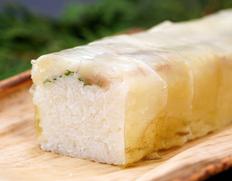 蘭『雀(鯛)寿司』1本 約500g ※冷蔵