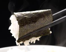 『青混ぜ 新海苔(焼海苔)』 有明海産 全形20枚×2袋 ※常温