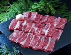 近江牛『カルビと赤身の焼肉用盛り合わせ』 500g ※冷蔵