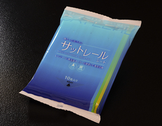 【50袋】 『サットレール』お掃除シート (1袋:10枚入り)