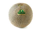 『イバラキングメロン』 茨城県産 青肉メロン 希少品種 秀〜優 1.2kg以上 1玉 ※簡易包装の商品画像