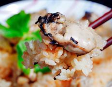 かき船 かなわ『かきたっぷり かき飯の素』 2合分(240g)×2袋 ※冷凍