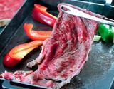 近江牛 『赤身の焼きしゃぶ用』 500g ※冷凍の商品画像