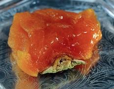 『半生果実 あんぽ柿』和歌山県産 ひらたねなし柿8個入り ギフト箱 ※冷蔵