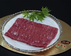 【焼肉用】飛騨牛5等級  もも肉 約500g ※冷凍