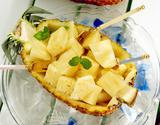 JAおきなわ 『サン・ドルチェ』 沖縄県産パインアップル 約2kg(2玉入り) ※冷蔵の商品画像