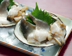 『生食用 活〆・剥きほっき貝(養殖)』3個 北海道・青森県 ふぃっしゅいんてりあ ※冷蔵【★】