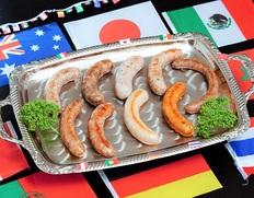 世界各国で愛されている味を家庭で味わえるhayari『9か国のソーセージ』のお取り寄せ