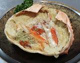 『カニ屋が作る 海のグラタン 夫婦松葉ガニ』1個約220g ※冷凍の商品画像