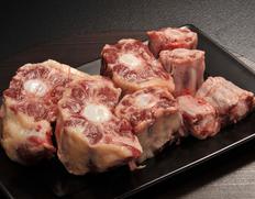 【品評会優等賞牛】『伊賀牛 テール ブロック』1本(約1.3kg) ※冷凍