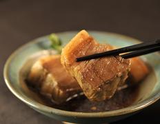 鹿児島ますや『黒豚角煮』 1パック(約200g) ※冷凍