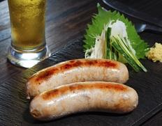 hayari 『本マグロの葱鮪(ねぎま)ソーセージ』1本(110g)×2本セット ※冷凍