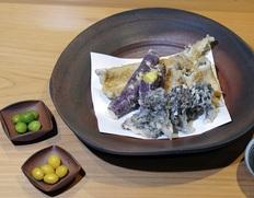 銀座 天ぷら いわ井 『秋の天ぷら祭り』のお取り寄せ通販