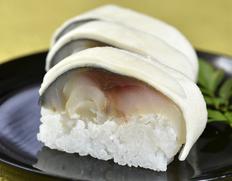 祇園にしむら 千枚漬鯖寿司『八坂の雪』 1本 500gのお取り寄せ通販