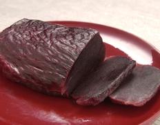 ミンク鯨の「赤身刺し身」用 約200g ※冷凍