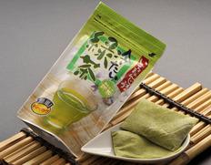 お茶農家自家製の水出し煎茶「冷たい緑茶」 8g×10袋入り