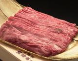 近江牛 『肩ロースのしゃぶしゃぶ・すき焼き用スライス』800g ※冷蔵の商品画像
