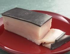 ミンク鯨の「本皮」 約100g ※冷凍