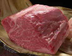 近江牛 『ヒレ肉ブロック』 500g ※冷蔵