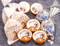 大正8年創業 美園アイスクリーム 4種セット