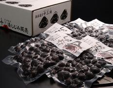 青森十三湖の天然しじみ ギフト用(170g×6袋) 真空 ※冷凍