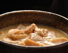 【熊本県肥育馬肉】『馬ホルモン 味噌煮込み』 約200g ※冷蔵
