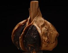 青森産にんにく使用 熟成「黒にんにく」 生食用 無添加 1箱(Lサイズ12個入り)